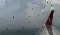 Pilotun Uçak İçinden Kaydettiği Video