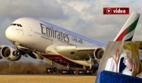 Pilot Uçağın Kontrolünü Güçlükle Sağladı