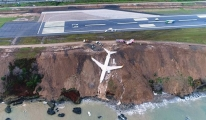 Pistten çıkan uçak kültür-sanata hizmet edecek
