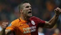 Podolski: 'Amacımız Şampiyon Olmak'