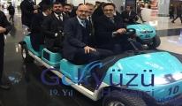 Politica Ayci: Una nuova era di Istanbul Aeroporto aperto!