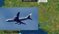 Putin'in özel uçağı İstanbul'a geldi!