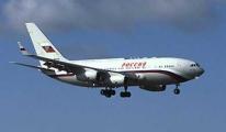 Putin'in uçağı internete nasıl düştü?