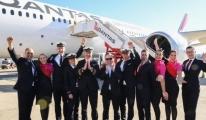 video#Qantas tahliye uçuşu için İstanbul Havalimanı'nda