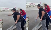 Qatar Airways'den İnsani Yardım(video)