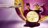 Qatar Airways,Altıncı Kez 'Yılın Havayolu' Seçildi