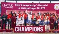 QatarAirways Nepal'de futbolu desteklemekten gurur duyar.