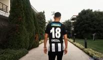 Rachid Ghezzal Beşiktaş'ta