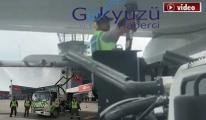 İstanbul Havalimanı'nın yakıt sistemleri onay aldı!video