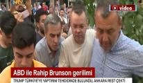 Rahip Brunson Türkiye'den ayrıldı!video