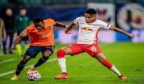 RB Leipzig - İstanbul Başakşehir: 2-0