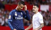 Real Madrid İlk Yenilgisini Aldı
