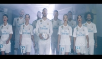 Real Madrid Yıldızları, Emirates A380'de! (Video)