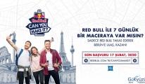 Red Bull Can You Make It heyecanı yeniden başlıyor