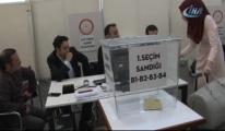 Referandum Oylamaları Sınır Kapılarında Başladı