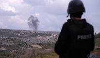 Rejim uçakları, El Barah kasabasını bombaladı