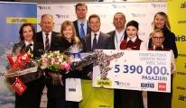 Riga Airport reaches a new passenger traffic record