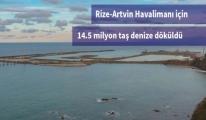 Rize - Artvin Havalimanı ne zaman açılıyor?