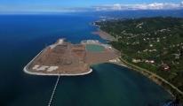 Rize-Artvin Havalimanı'nın %52'si tamamlandı.