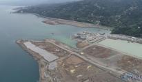Rize-Artvin Havalimanında çalışmalar son hız devam ediyor
