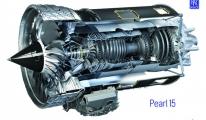 Rolls-Royce, Pearl 15 seri üretim motorlarını teslim etmeye başladı