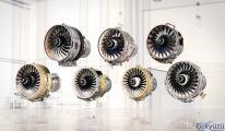 Rolls-Royce Trent motor ailesinin 25.Yılını kutluyor