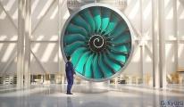Rolls-Royce'un yeni nesil UltraFan® test motoru