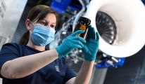 Rolls-Royce,jet yakıtı testlerini gerçekleştirdi