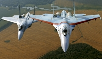 Rus uçakları, İngiltere'ye ait savaş uçaklarını engelledi