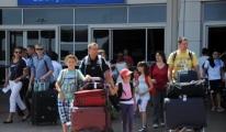 Ruslar Acak Ayında Antalya'yı Mesken Tuttu