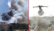 Rusya, 3 uçakla söndürme çalışmalarına katıldı