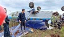 Rusya'da kaybolan uçağın görüntüleri ortaya çıktı