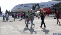 Rusya ile uçuşlar bugün başlıyor!