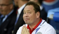 Rusya'nın Teknik Direktörü Leonid Slutsky İstifa Etti