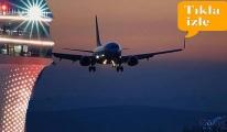 video Rüzgar kırılmaları uçaklar için büyük tehlike!
