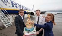Ryan Air Türkiye'ye ilk uçuşunu yapacak