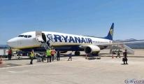 Ryan Air Türkiye'ye uçuşlarına başlıyor