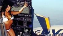 Ryanair'in iki uçağı Dublin'de pistte çarpıştı