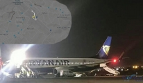 Ryanair THY uçağına çarptı!