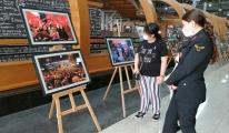 Sabiha Gökçen'de 15 Temmuz fotoğraf sergisi açıldı