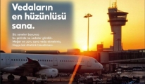 Sabiha Gökçen'den Atatürk Havalimanı paylaşımı...