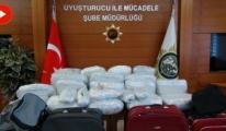 Sabiha Gökçen Havaalanı'nda Uyuşturucu Operasyonu
