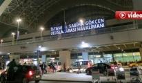 Havalimanı'nda El Arabası Soygunu
