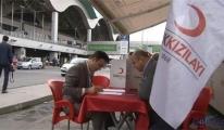 Sabiha Gökçen Havalimanı'nda Kan Bağışı Kampanyası