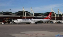 Sabiha Gökçen Havalimanı'nda THY uçuşları başladı