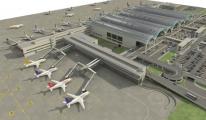 Sabiha Gökçen Havalimanı Terminal Binasını Büyütüyor