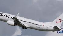 Saga Havayolları, IOSA Belgesi almaya hak kazandı