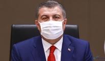 Sağlık Bakanı Fahrettin Koca, ''Birinci dalga sahillere indi.