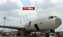 Sahibinden Satılık A340 Tipi uçak video