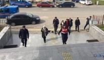 Samsun Çarşamba Havalimanı'nda alarm